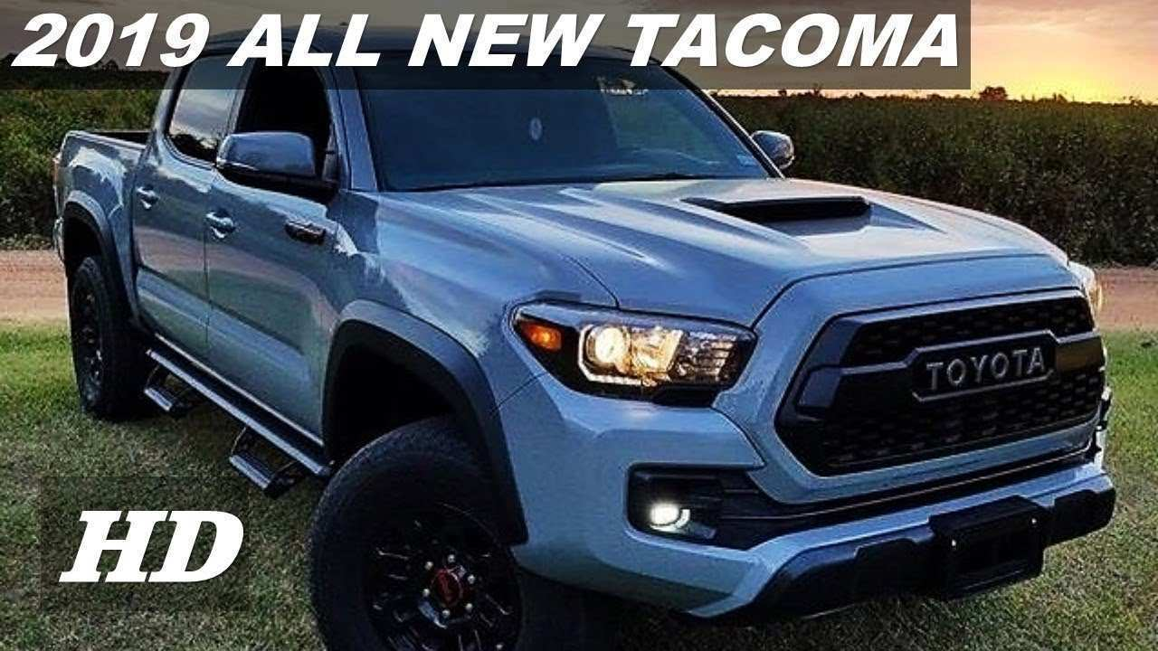 92 The Best 2019 Toyota Tacoma Diesel Images