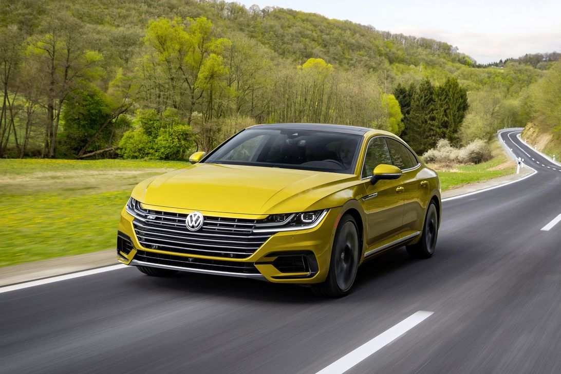 92 The Best 2019 Volkswagen Arteon Release Date Price And Review