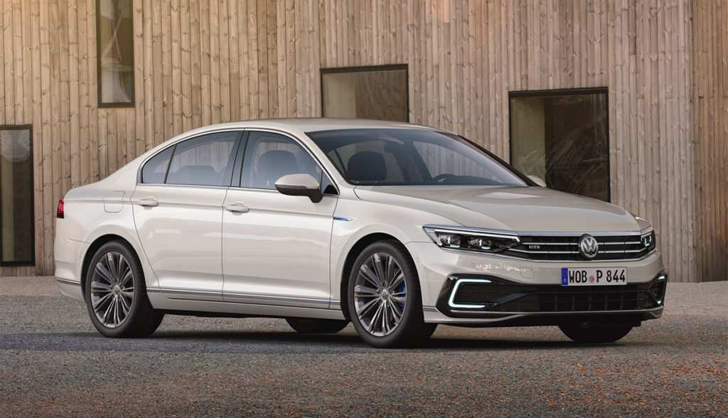 92 The Best 2019 Vw Passat Redesign And Review