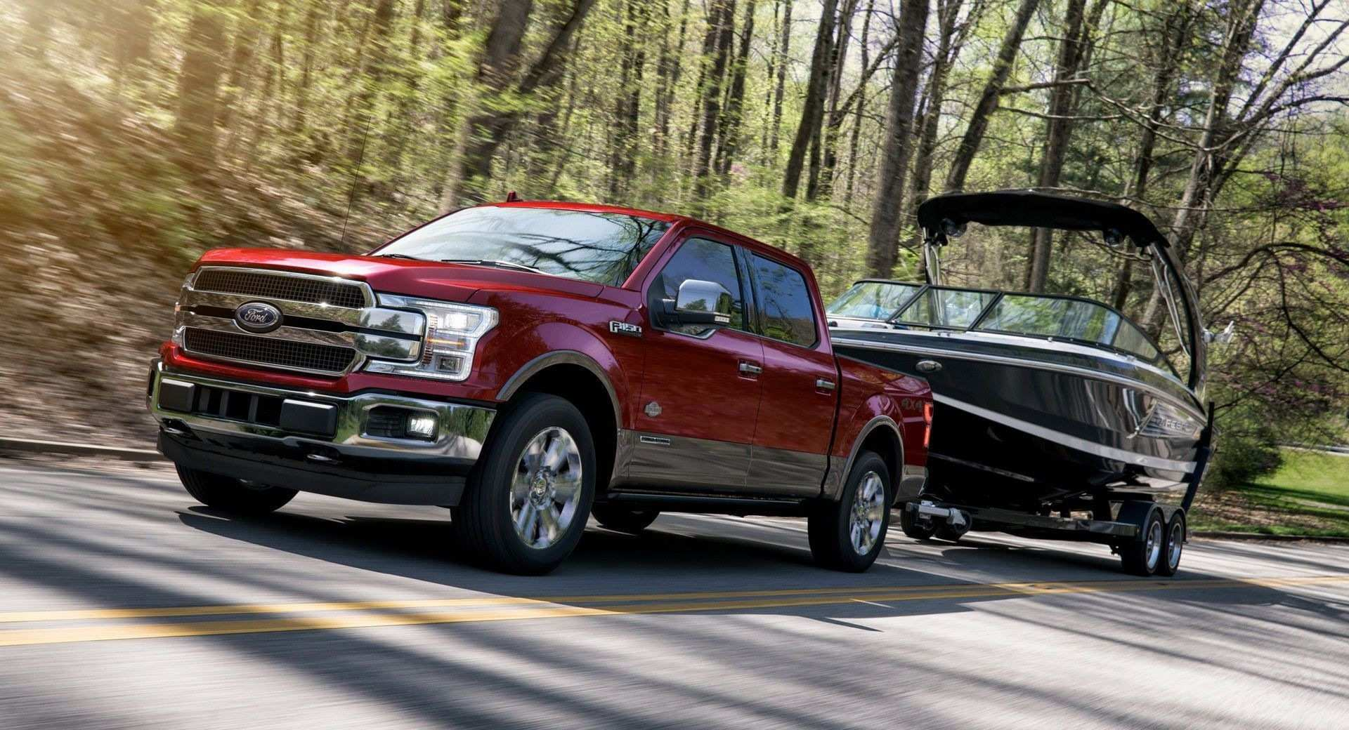 92 The Best 2020 All Ford F150 Raptor Performance And New Engine