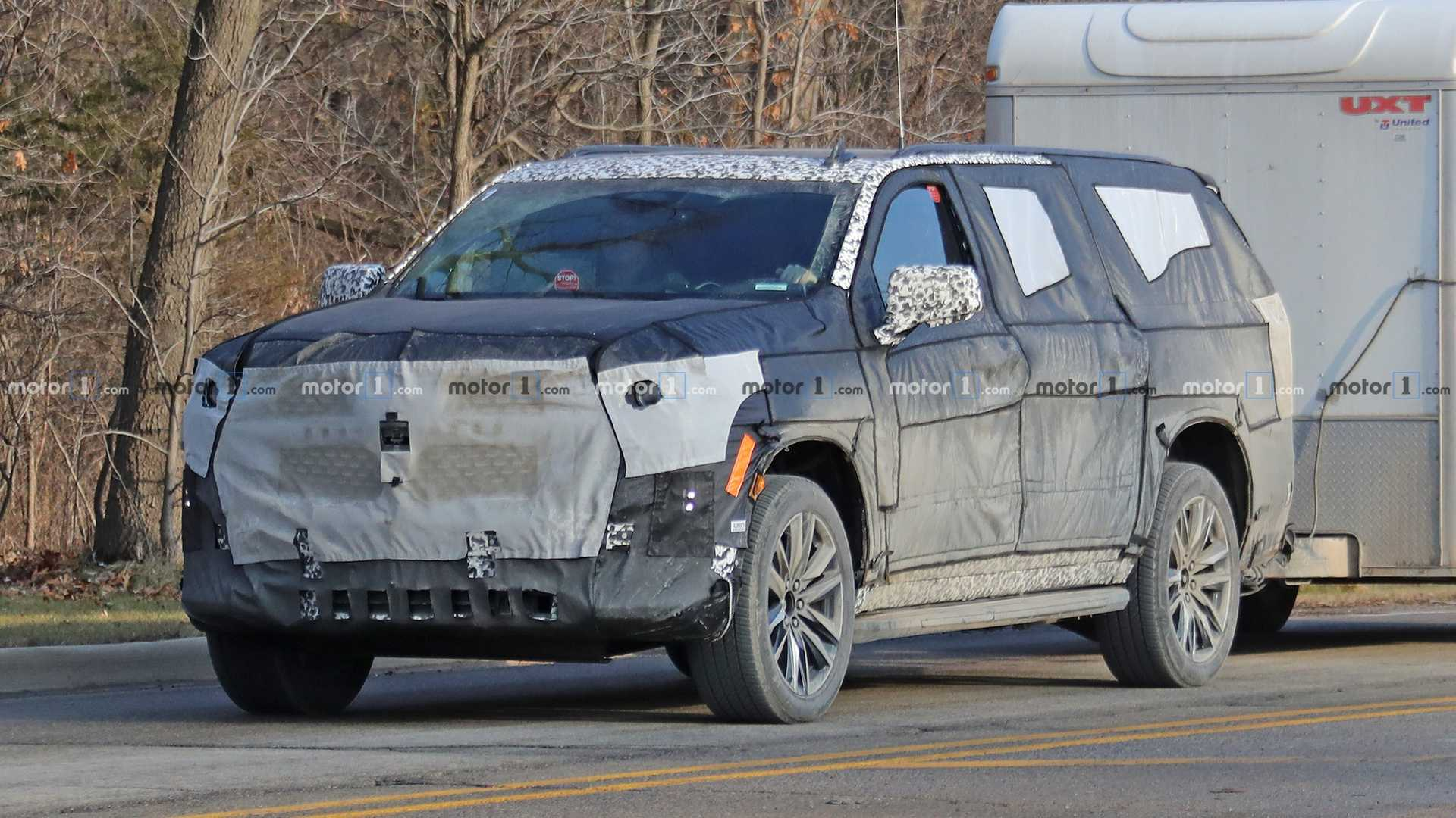 92 The Best 2020 Cadillac Escalade White First Drive