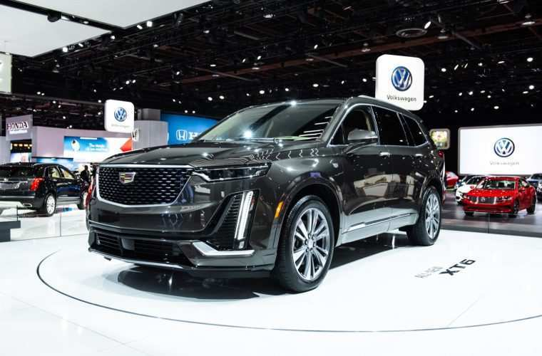 92 The Best 2020 Cadillac Xt6 Premium Luxury Concept And Review