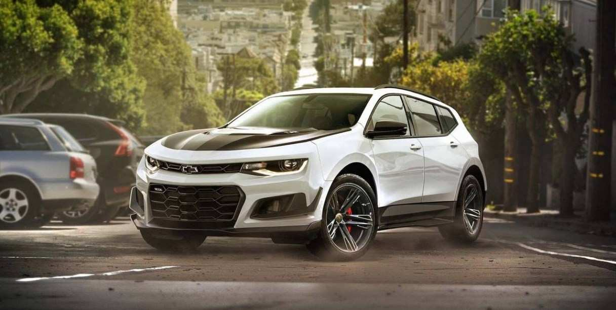 92 The Best 2020 Chevrolet Camaro Concept And Review