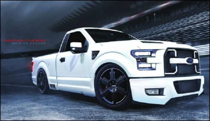 92 The Best 2020 Ford Lightning Svt Performance