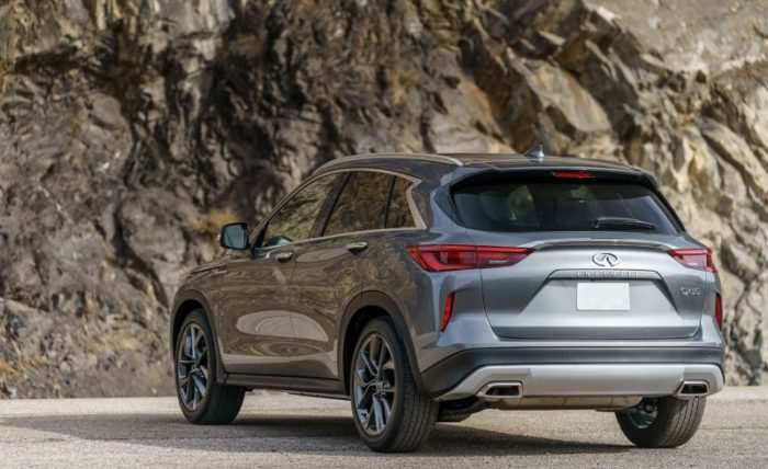 92 The Best 2020 Infiniti QX50 Redesign