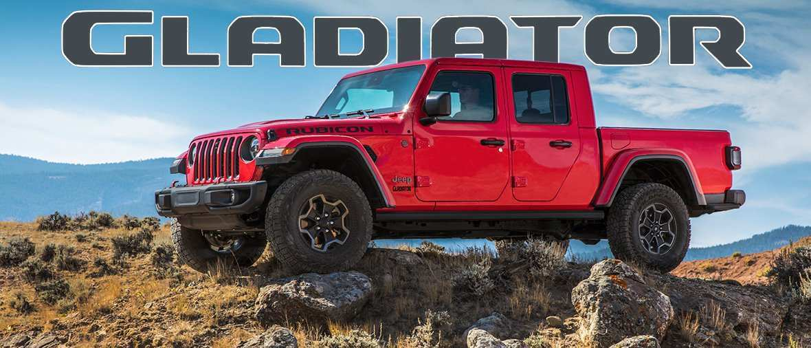 92 The Best 2020 Jeep Gladiator Overall Length Engine