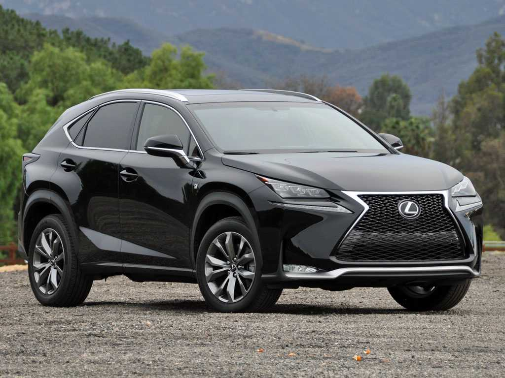 92 The Best 2020 Lexus NX 200t Price