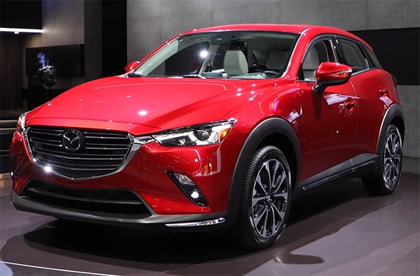 92 The Best 2020 Mazda Cx 7 Redesign And Review