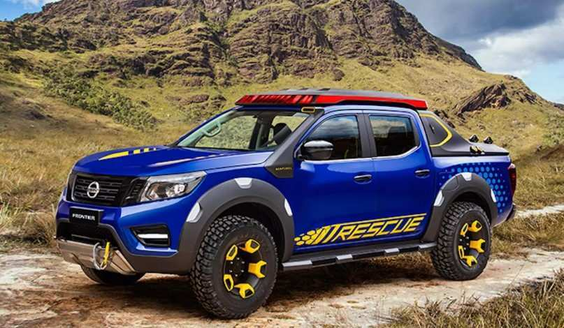 92 The Best 2020 Nissan Frontier New Concept