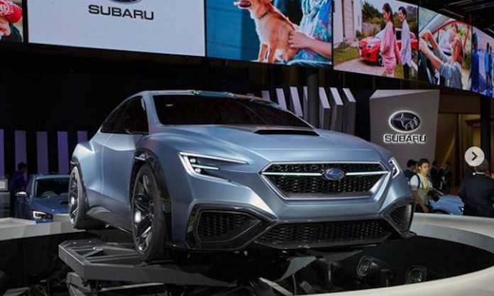 92 The Best 2020 Subaru WRX STI Specs And Review