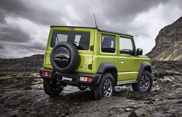 92 The Best 2020 Suzuki Jimny Model Price And Release Date