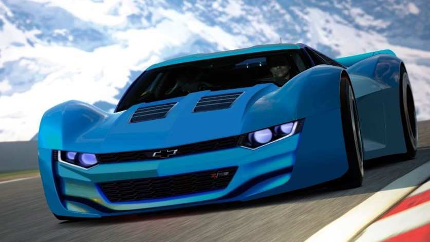 92 The Best 2020 The All Chevy Camaro First Drive