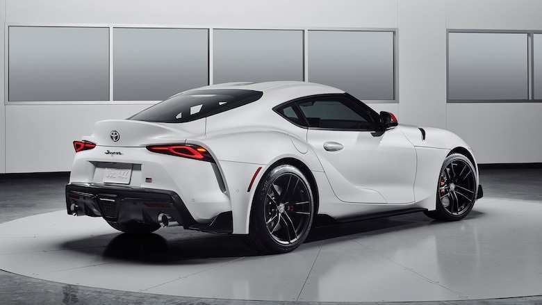 92 The Best 2020 Toyota Supra Concept