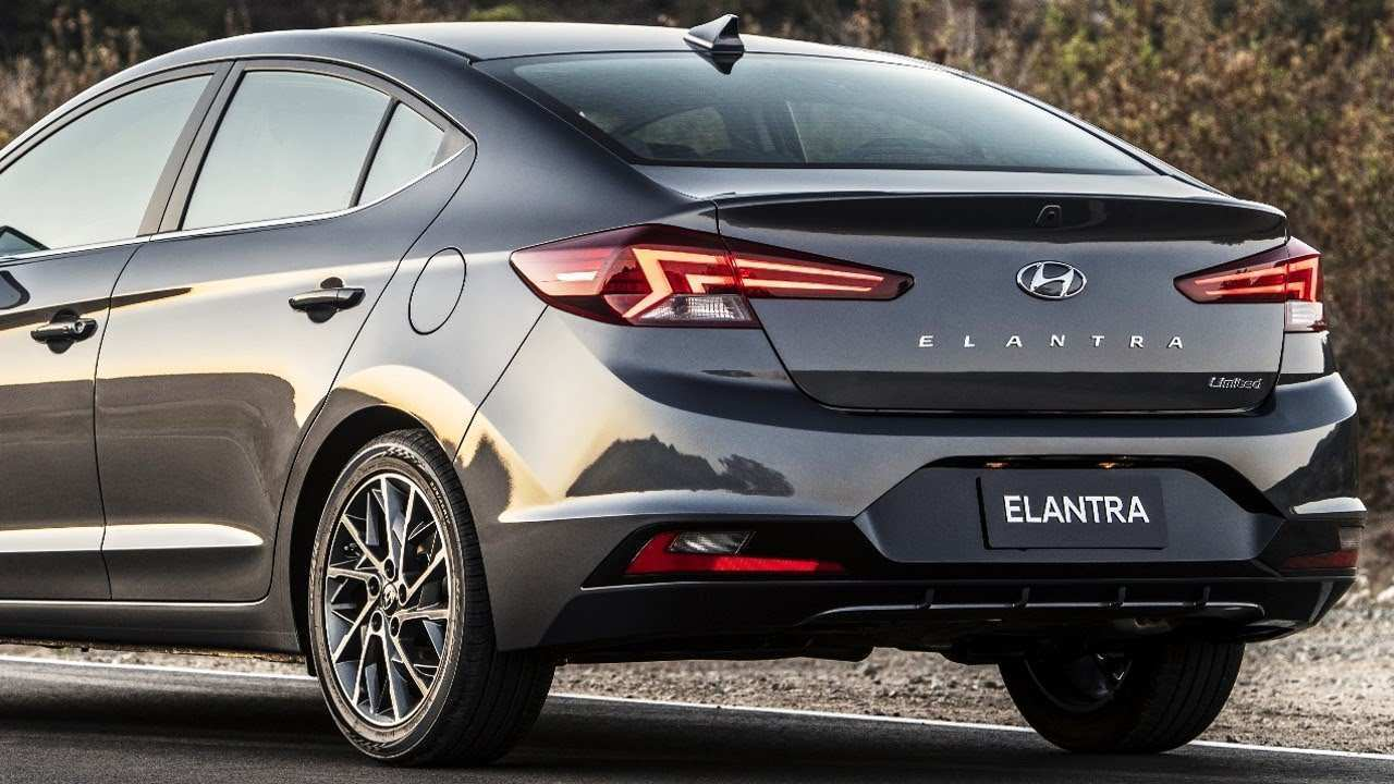 92 The Best Hyundai Elantra 2020 Interior Spy Shoot
