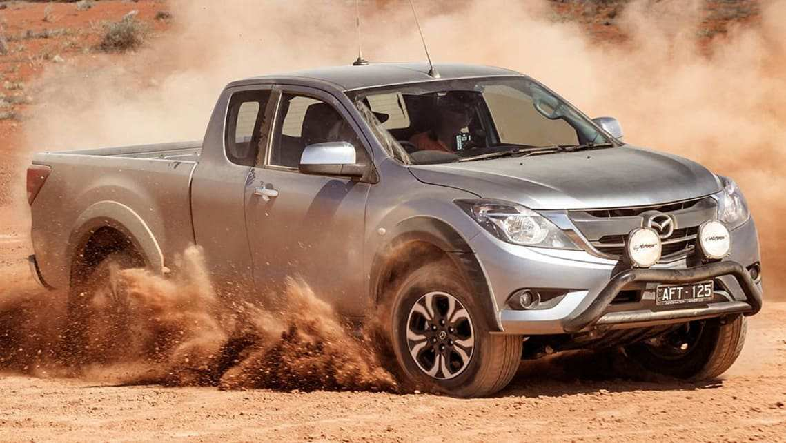 92 The Best Mazda Pickup Truck 2019 New Model And Performance