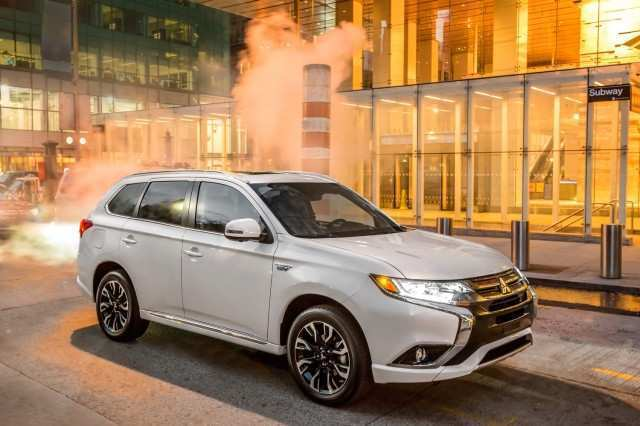 92 The Best Mitsubishi Outlander Plug In Hybrid 2020 First Drive