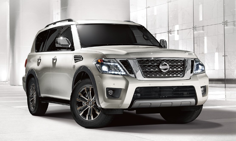 92 The Best Nissan Armada 2020 Model