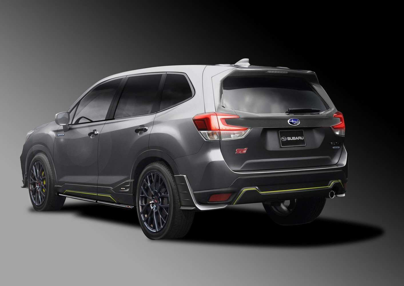 92 The Best Subaru Forester Sti 2020 Exterior