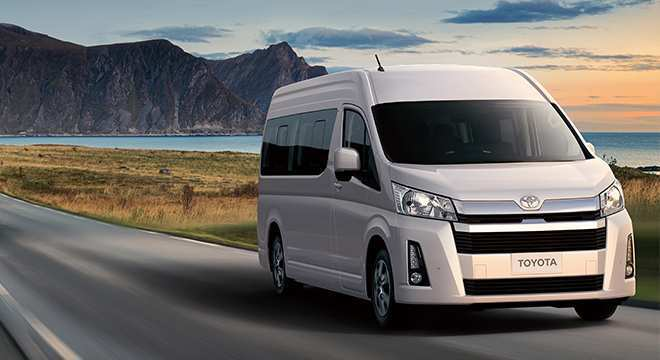 92 The Best Toyota Hiace 2019 Redesign And Concept