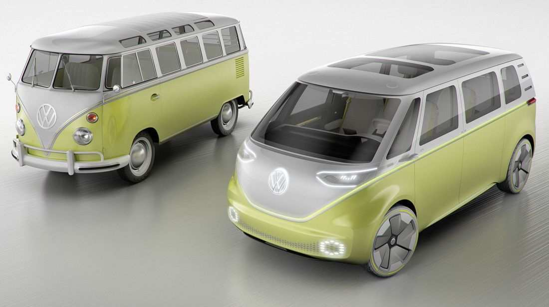 92 The Best Volkswagen Buzz 2020 Style
