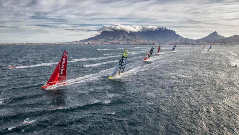 92 The Best Volvo Ocean Race 2019 Spesification