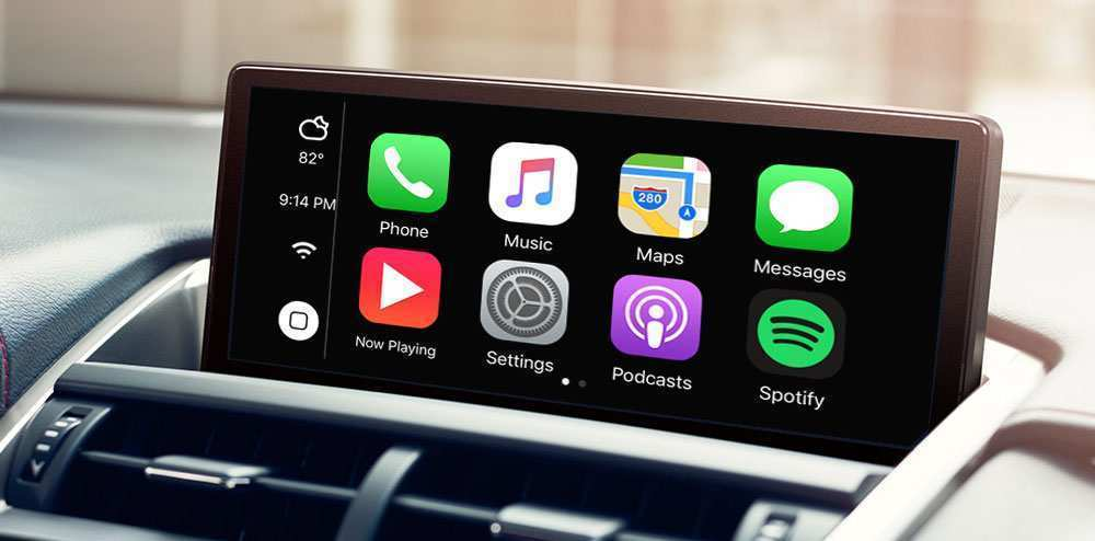92 The Lexus Carplay 2019 Reviews