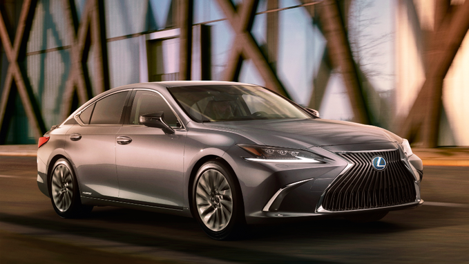 92 The Lexus New Models 2020 First Drive