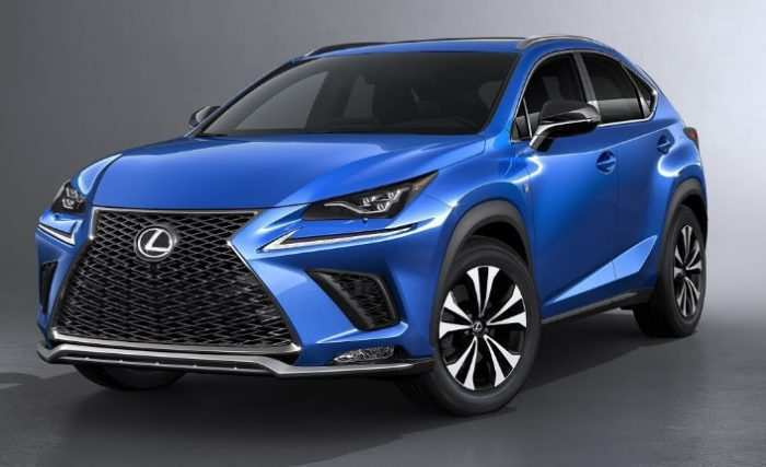 92 The Lexus Rx 450H 2020 Release Date And Concept