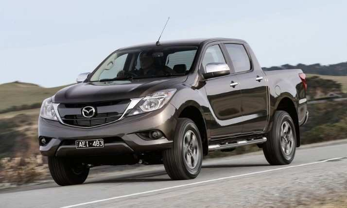 92 The Mazda Bt 50 2020 Price Photos