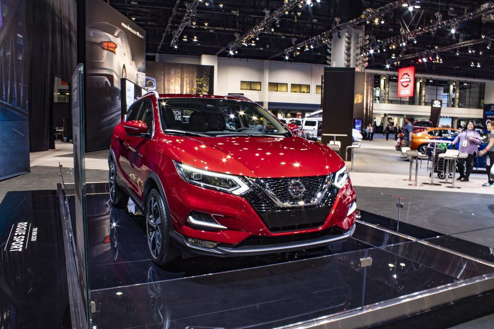 92 The Nissan Rogue 2020 Review Spesification