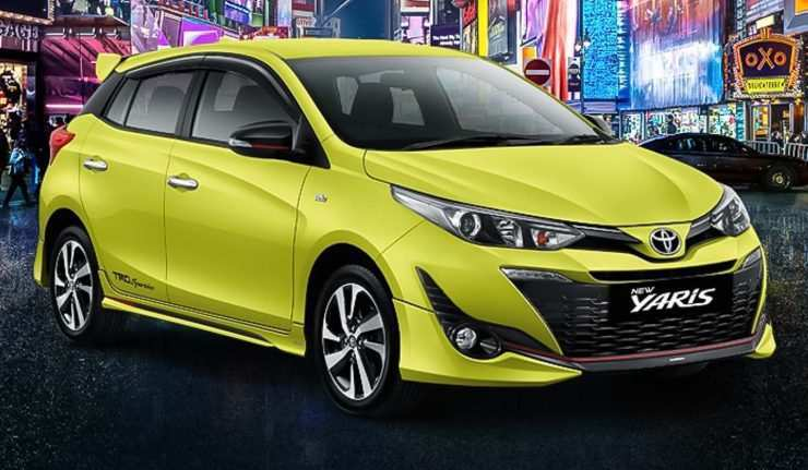 92 The Toyota 2019 Malaysia Exterior And Interior