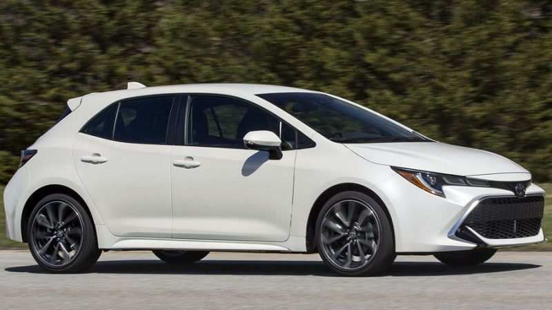 92 The Toyota Hatchback 2019 New Review