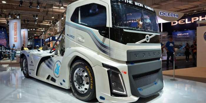 92 The Volvo Electric Truck 2019 Review And Release Date