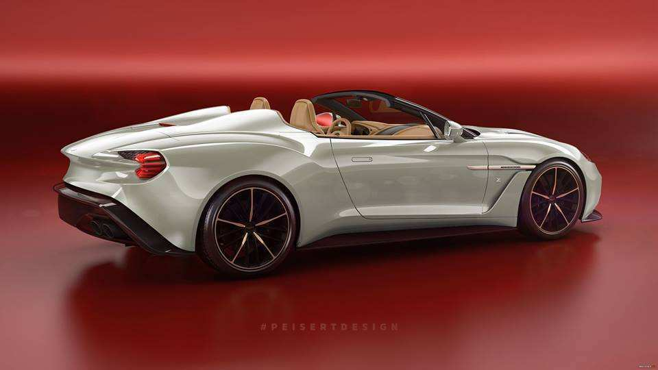 93 A 2019 Aston Martin Vanquish Exterior And Interior