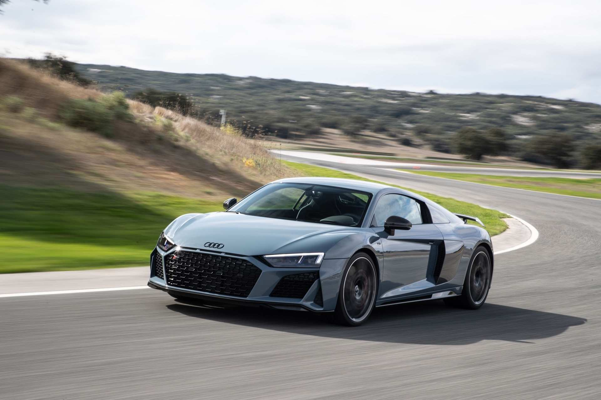 93 A 2019 Audi R8 LMXs Research New