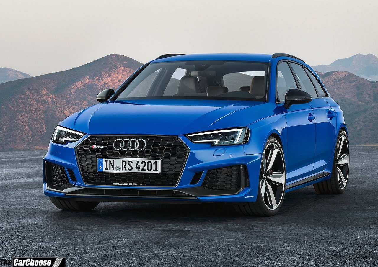 93 A 2019 Audi Rs4 New Review
