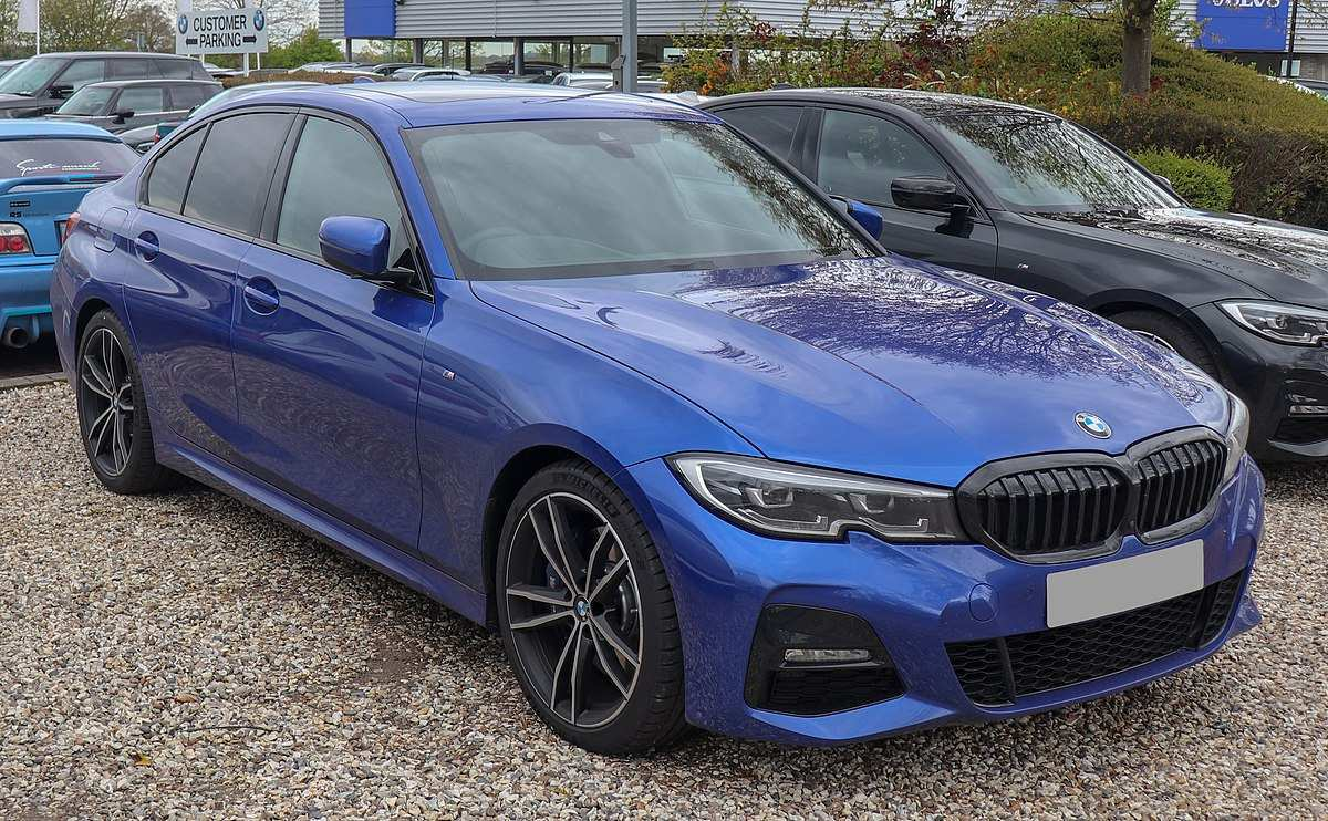 93 A 2019 BMW 3 Series Pricing