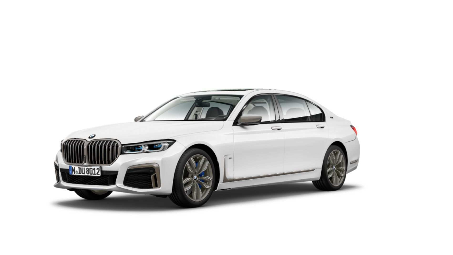 93 A 2019 BMW 7 Series Pictures