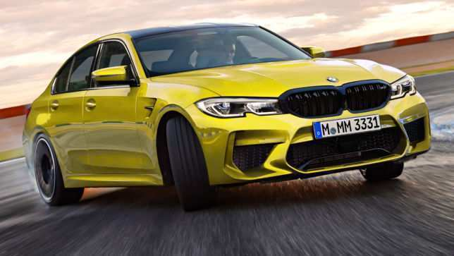 93 A 2019 BMW M3 Performance And New Engine