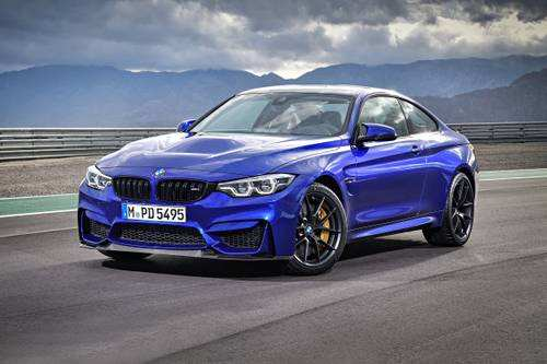 93 A 2019 BMW M4 Colors Pricing