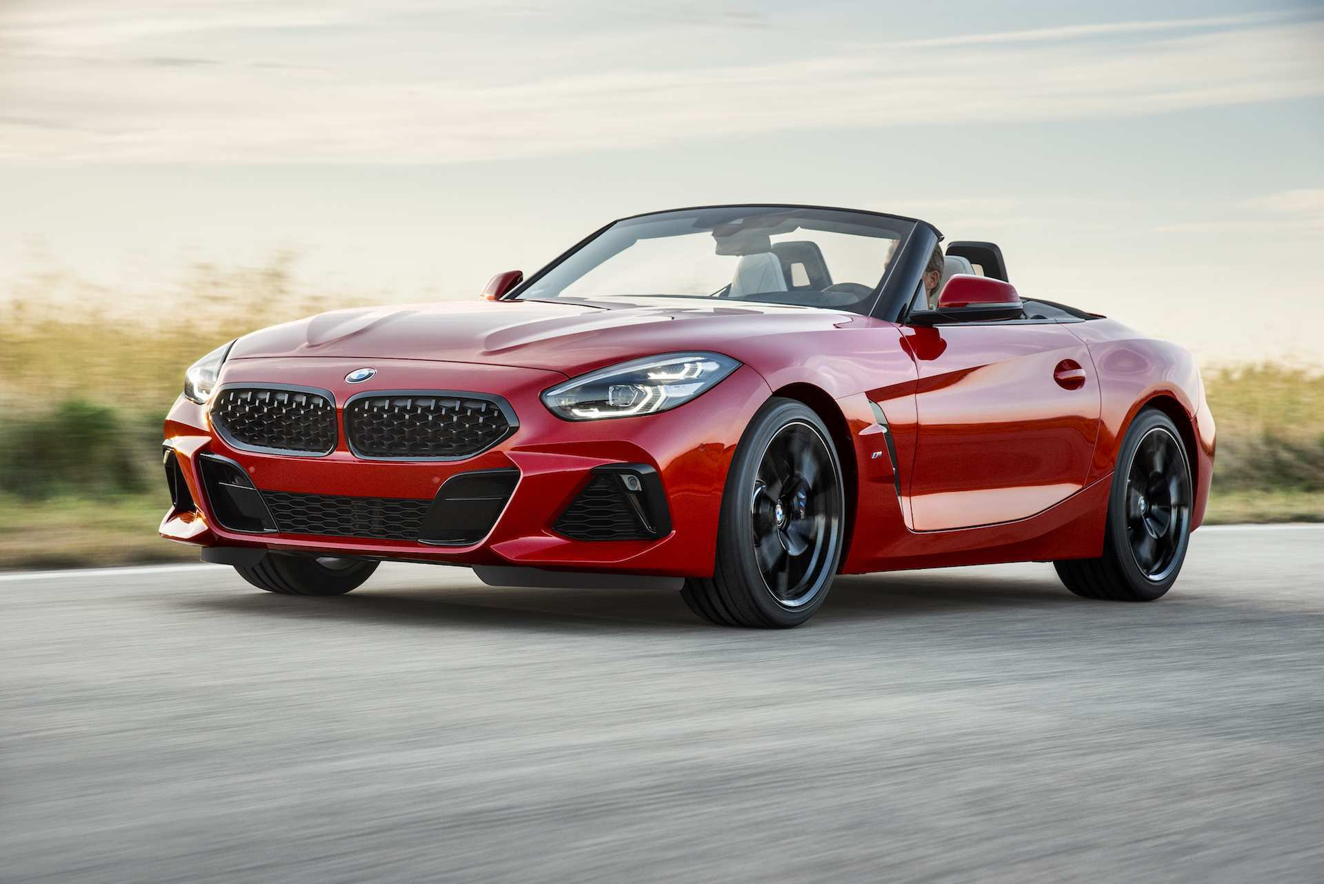 93 A 2019 BMW Z4 Roadster Performance