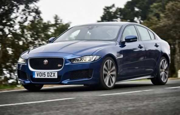 93 A 2019 Jaguar Xe Svr Performance