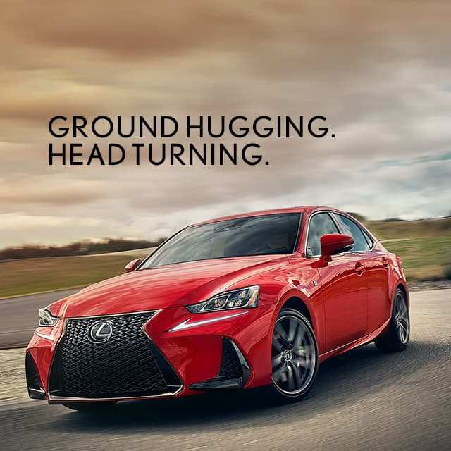 93 A 2019 Lexus IS 250 First Drive