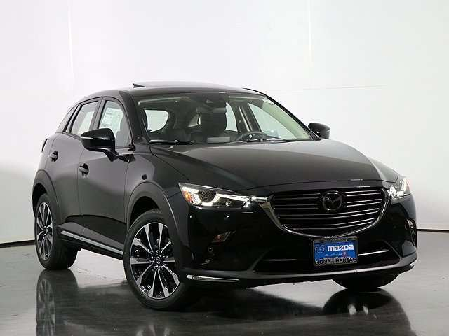 93 A 2019 Mazda CX 3 Exterior and Interior