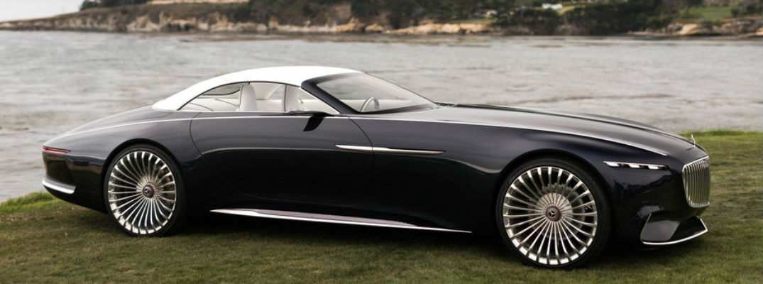 93 A 2019 Mercedes Maybach 6 Cabriolet Price Redesign And Review