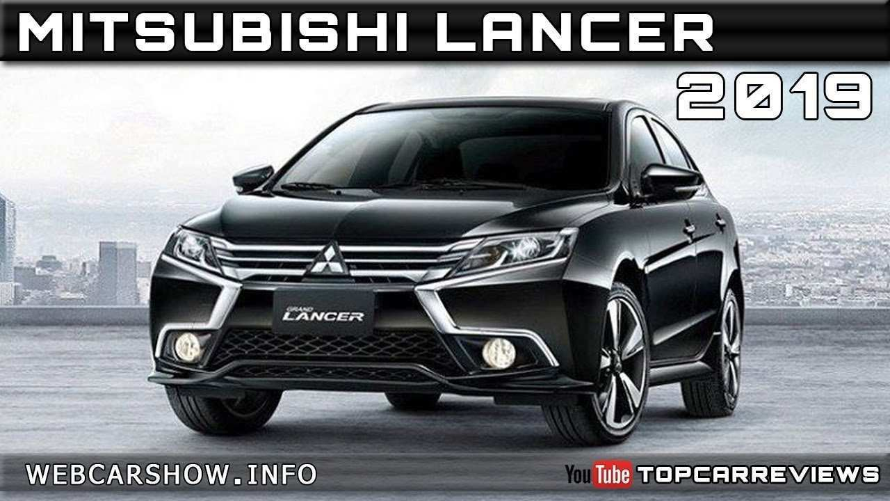 93 A 2019 Mitsubishi Lancer Release Date