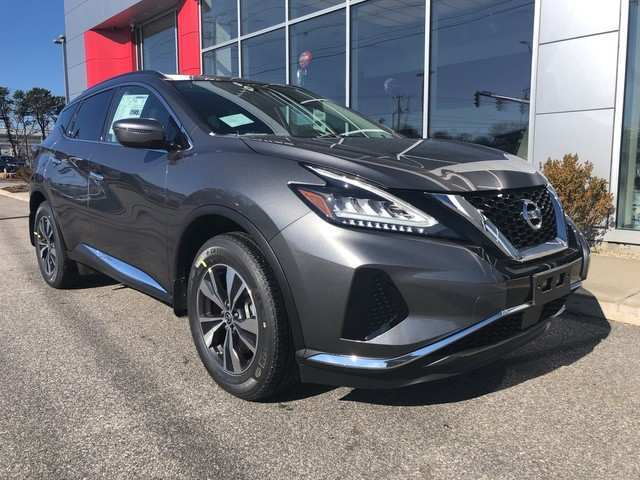 93 A 2019 Nissan Murano Redesign And Concept