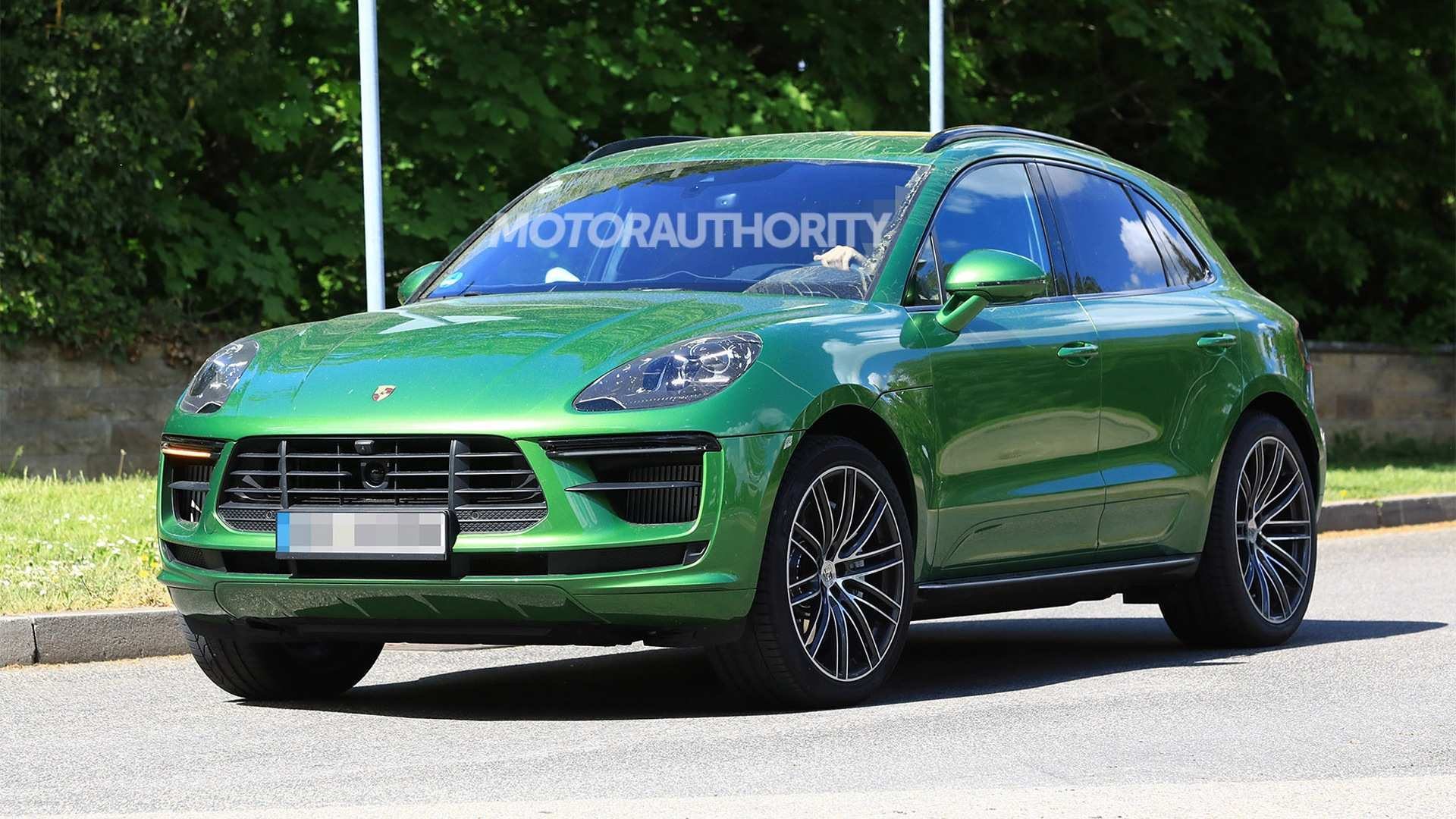 93 A 2019 Porsche Macan Redesign And Review