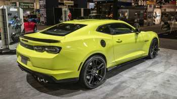93 A 2019 The All Chevy Camaro Review