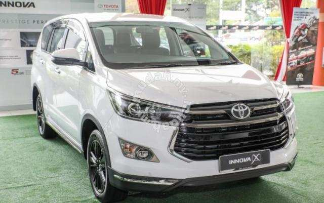 93 A 2019 Toyota Innova Price And Review